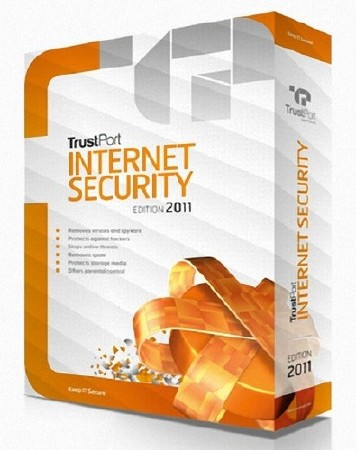 TrustPort Internet Security трастпорт + ключ, кряк v11.0.0.4616 Final