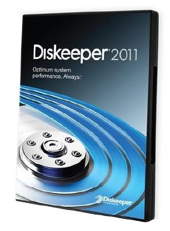 Diskeeper Дисккипер (дефрагментация) 2011 Pro Premier RUS + ключ