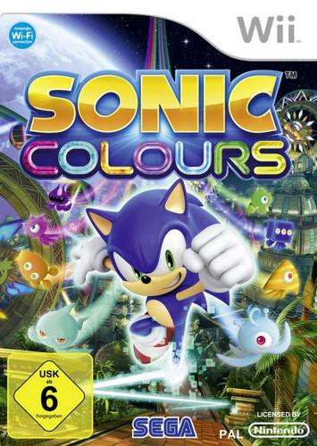Соник Колорс / Sonic Colors (2011/ENG/PC)