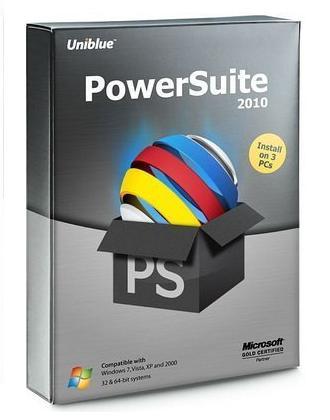 Uniblue PowerSuite 2011 v3.0.0.8 Русский + ключ, кряк, лекарство активации, код