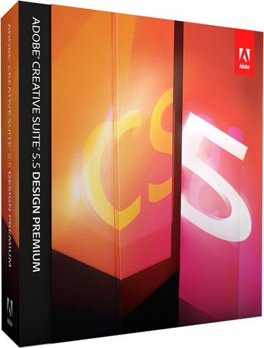 Adobe CS5.5 Design Premium DVD Update 1 (RUS / ENG) + ключ