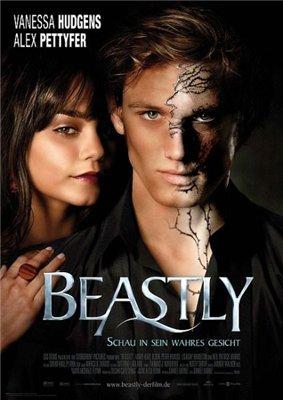 Страшно красив / Beastly (2011) DVDRip