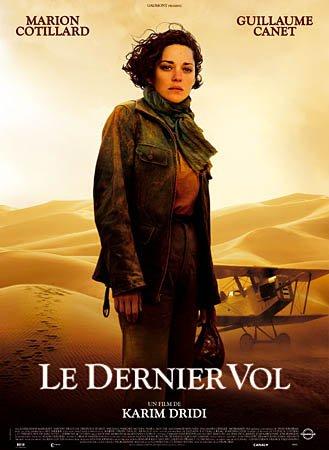 Последний полет / Le dernier vol (2011/DVDRip)