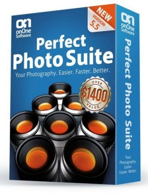 OnOne Perfect Photo Suite 5.5.3 (Eng) + ключ