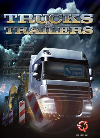 Euro Truck Simulator 2: Trucks & trailers (2011/Рус) + кряк
