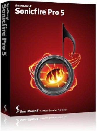 SmartSound SonicFire Pro v5.7.0 Scoring Network Edition + ключ