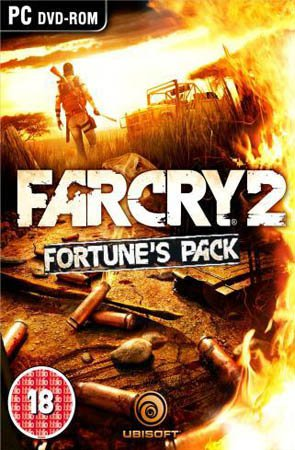 Far Cry / Фар Край 2 + The Fortune's Pack v 1.03 (PC/RUS)