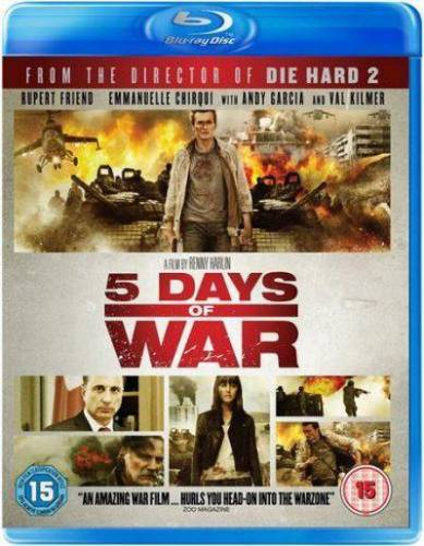 5 дней в августе / 5 Days of August (2011) HDRip