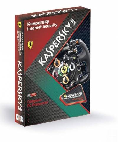 Kaspersky Internet Security Special Ferrari Edition, KIS/KAV, ключ, кряк, код активации