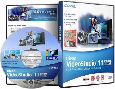 Ulead VideoStudio 11.5 Plus + Русификатор, лекарство, ключ (100 % рабочая) русская версия