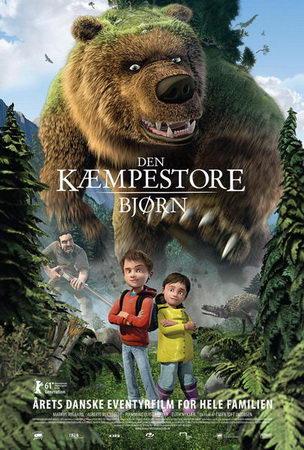 Как приручить медведя (2011/DVDRip)