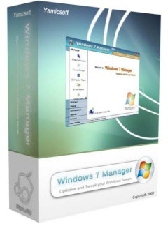 Windows 7 Manager 2.1.5 Final Eng / Rus (x86/x64) + ключ