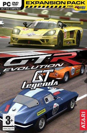 GT Legends - GTR Evolution (PC/Repack/RUS)
