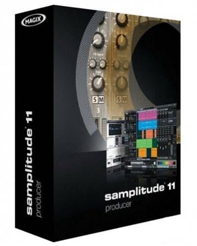 MAGIX music Samplitude 11.5.0.0 Pro + ключ