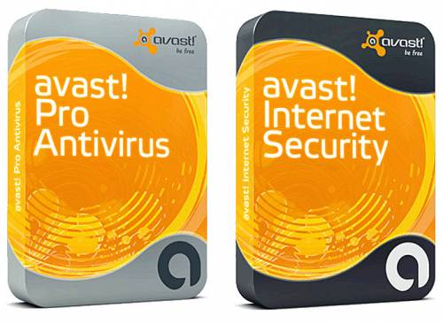 Аваст / Avast Pro AntiVirus + Internet Security 6.0.1125 Final Rus + Ключ / key (RePack)