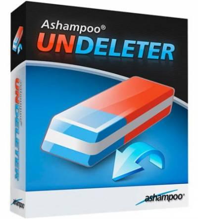 Ashampoo Undeleter 1.00 ML/Rus + Portable, ключ