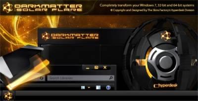 100 тем для Виндовс 7 / 100 themes Windows 7 + 6 Hyperdesk