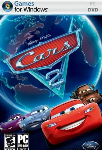 Disney: Тачки 2 / Cars 2: The Video Game (2011) PC Русская лицензия