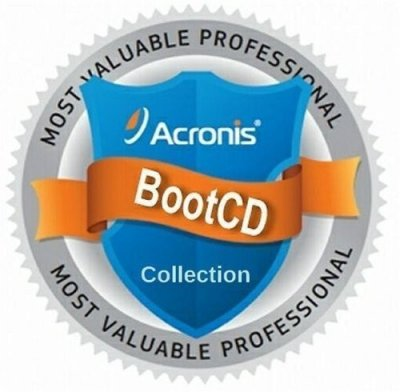 Акронис / Acronis BootCD Collection 2011 v1.3.1 Lite (2011) РС