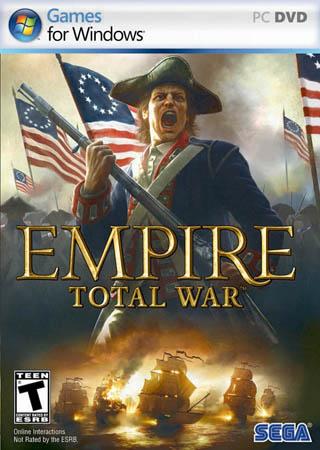 Empire: Total War патч 1.6 + 4 DLC (PC/RePack/RUS)