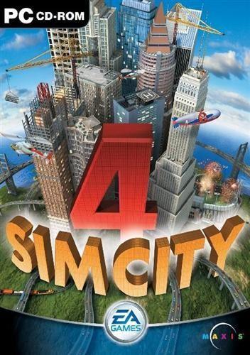 SimCity 4 / Город с характером - Deluxe Edition (2004) RUS / RePack