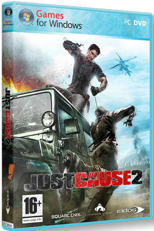 Джаст Каус 2 / Just Cause 2 - Collector's Edition (PC/RePack/RUS)