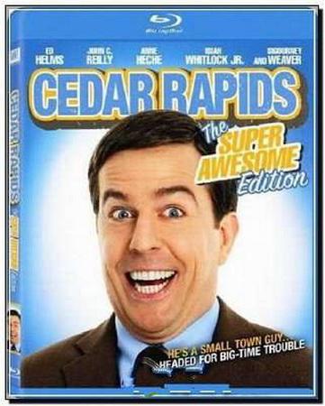 Совсем не бабник / Cedar Rapids (2011/HDRip)