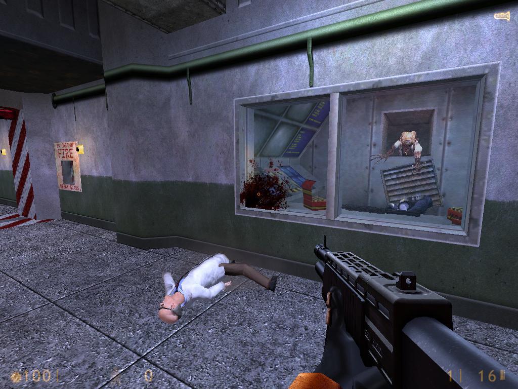 Скачать Half-life Source HD