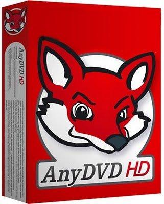 AnyDVD & AnyDVD HD 6.8.4.0 Русская версия + ключ, кряк
