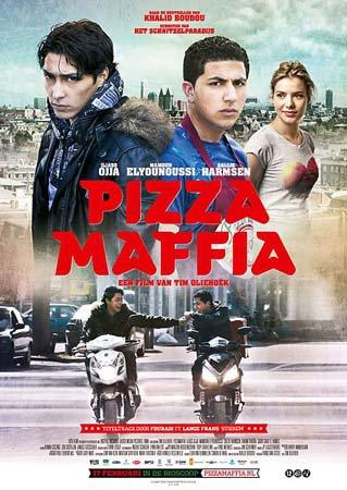Пицца мафия / Pizza Maffia (2011/DVDRip)