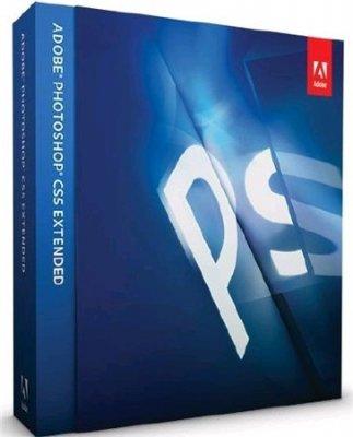 Adobe Photoshop / Адобе Фотошоп CS5 v.12.0 Русская версия и 2 обучающих курса + ключ, кряк