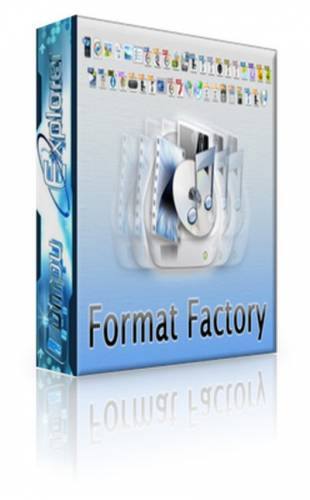 Формат Фактори / Format Factory 2.70 rus