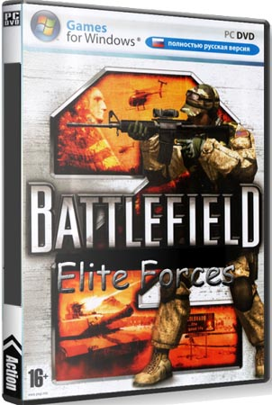 Battlefield 2 мод Elite Forces (PC/RUS)