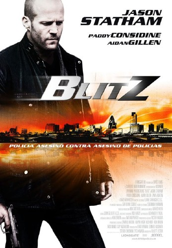 Без компромиссов / Blitz (2011) HDRip [Лицензия]
