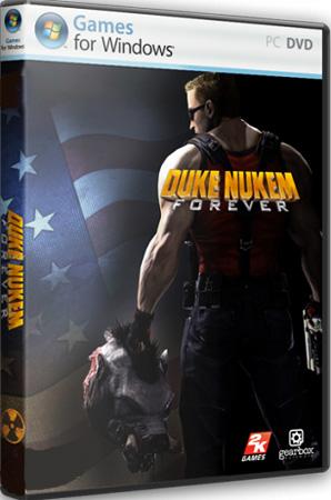 Дюк Нюкем Форевер / Duke Nukem Forever (2011/RePack/Без цензуры)