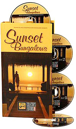 Compact Disc Club - Sunset Bungalows 4CD Mp3