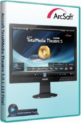 Arcsoft TotalMedia Theatre Platinum / Тотал Медиа Театр 5.0.1.114 Final rus