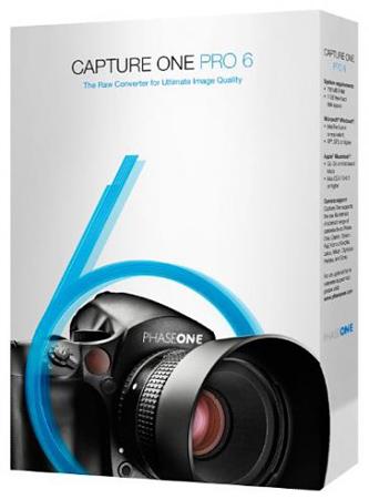 Phase One Capture One PRO v6.2.49045 (2011)