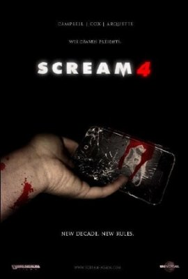 Крик 4 / Scream 4 (2011) HDRip [Лицензия]
