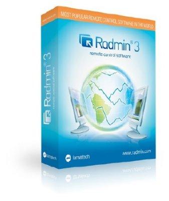 Радмин / Radmin 3.4 Rus + ключ, crack, лекарство активации
